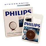 Philips Lithium Button Cell Battery 3V, CR2032, DL2032, 10 Batteries