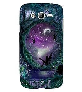 ColourCraft Heaven Garden Design Back Case Cover for SAMSUNG GALAXY GRAND I9082