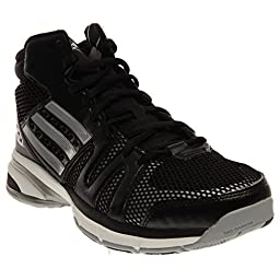 Adidas Volley Light Hi Mens Volleyball Shoe 11 Black-Grey