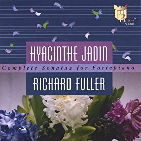 Jadin / the Complete Works for Fortepiano / 3-Cd Set