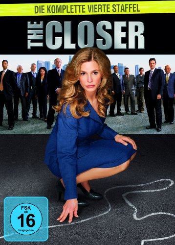 The Closer - Die komplette vierte Staffel [4 DVDs]