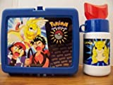New Rare Pokemon Theroms Lunch Box W/extras