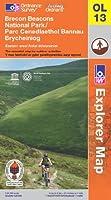 Brecon Beacons National Park - Eastern Area (OS Explorer Map)