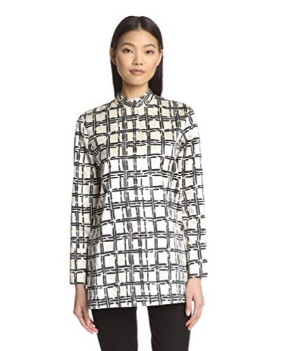 Natori Women's Plaid Tunic