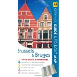 Brussels and Bruges (AA CityPack Guides)by AA Publishing
