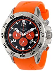Nautica Mens N14538G Chronograph Watch