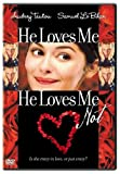He Loves Me He Loves Me Not [DVD] [2002] [Region 1] [US Import] [NTSC]