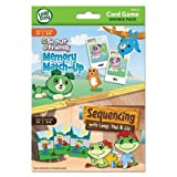 The Board Dudes LeapFrog 19414AA24 Card Game Double Pack - Memory Match Up /Sequencing, (BDU19414AA2