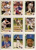 Chicago Cubs 1991 Upper Deck Baseball Team Set (Ryne Sandberg) (Andre Dawson)