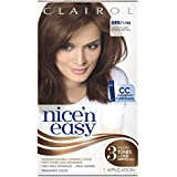 Clairol Nice 'n Easy 6RB 119A Natural Light Reddish Brown 1 Kit (Pack of 3)