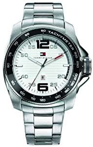 Tommy Hilfiger Sport Wristwatch for Him Solid Case