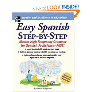 Has anyone else read this book:Easy Spanish step by step