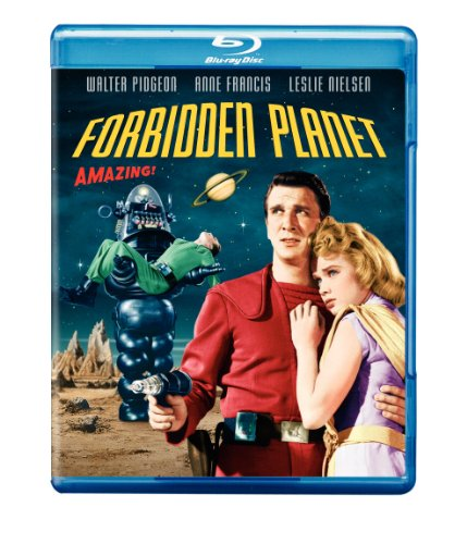 Cover art for  Forbidden Planet [Blu-ray]