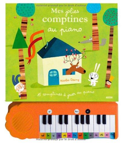 Mes Jolies Comptines Au Piano Pdf Télécharger De Nicolas Gouny