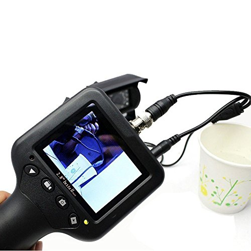 2.8 Inch TFT Color LCD Monitor Cctv Security Camera Video Tester Test Ct-100 DVR with 2400mah High Recharger Li-on Battery