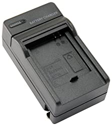 STK's Samsung BP70A Battery Charger - for Samsung SL600, ST100, ST60, MV800, PL200, ST66, ST76, PL120, ST30, ST90, DV150F, ST150F, ST700, PL100, ST70, ST80, ES80, TL205, WB30F, PL20, SL50, ST65, + more by STK/SterlingTek