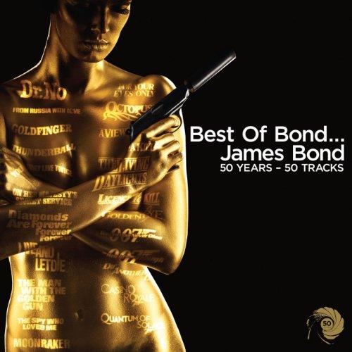 Best of Bond...James Bond 50 Years - 50 Tracks