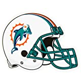 Miami Dolphins - Helmet Indoor/outdoor Magnet at Amazon.com