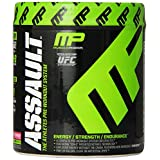 Cheap Muscle Pharm 290g Assult Raspberry Lemonade On sale-image