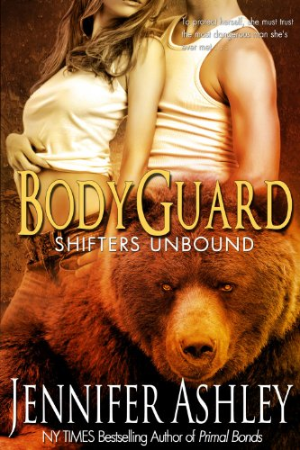 Bodyguard (Shifters Unbound) by Jennifer Ashley