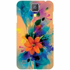 Printland Samsung I9500 Galaxy S4 Back Cover