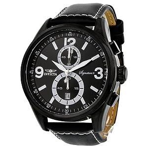Invicta Signature II Elegant Chronograph Mens Watch 7420