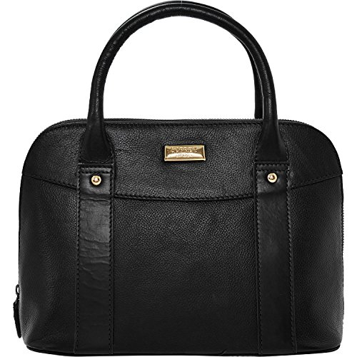 Womens Osprey London Black Handbag Ladies