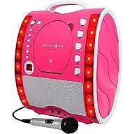 The Singing Machine SML343 Karaoke Sy…