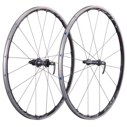 Shimano WH-RS80-C24 CL Wheelset - Clincher Clincher, One Size