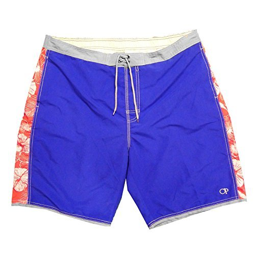 ocean-pacific-pantaloncini-uomo-blue-grey-coral-xx-large