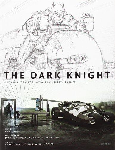 Dark Knight: With Complete Script