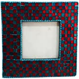 Indian Gift Photo Frame Table Top Decorative Vintage Style Antique Picture Frame Handmade Beaded Material Home...