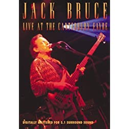Jack Bruce Live At The Canterbury Fayre