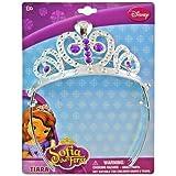 Disney Princess Sofia the First Tiara - Silver and Purple