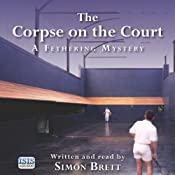 The Corpse on the Court | [Simon Brett]