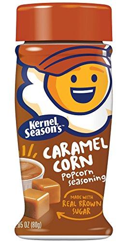 Kernel Season's Caramel Seasoning, 3 Ounce Shakers (Pack of 6)