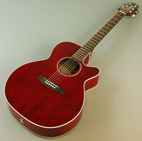 takamine eg440cstry g series nex flamed red acoustic electric guitar best guitar prices online. Black Bedroom Furniture Sets. Home Design Ideas