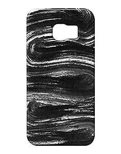 Pickpattern Hard Back Cover for Samsung E-6 Edge
