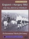 echange, troc England V Hungary, Wembley 195 [Import anglais]