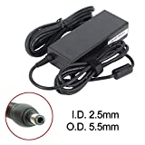 19V 3.42A 65W Replacement Laptop Charger AC Adapter Power Supply for Toshiba Satellite C660 series including Toshiba Satellite C660-106 C660-108 C660-10D C660-10H C660-10T C660-115 C660-116 C660-117 C660-118 C660-119 C660-11H C660-11K C660-11X C660-120 C