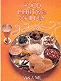 img - for Food Heritage of India by Patil, Vimla (1999) Paperback book / textbook / text book