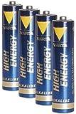 Varta Batterie High Energy UM4,
