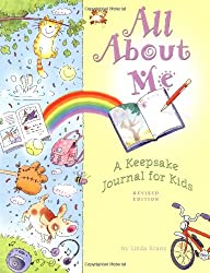 All About Me: A Keepsake Journal for Kids