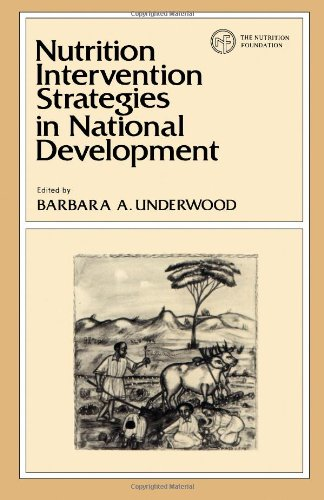 Nutrition Intervention Strategies In National Development (A Monograph Series / The Nutrition Foundation)