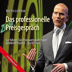 Das professionelle Preisgespräch Hörbuch