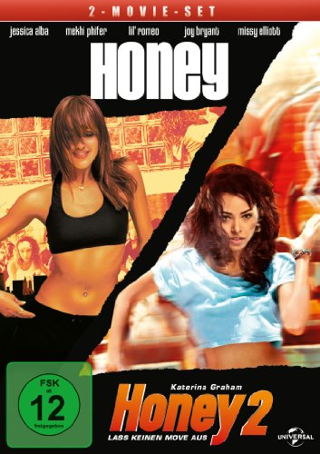 Honey / Honey 2 [2 DVDs]