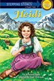 img - for Heidi (A Stepping Stone Book(TM)) book / textbook / text book