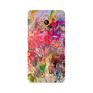 Mobicture Pattern Premium Designer Mobile Back Case Cover For Nokia Lumia 640