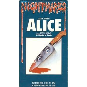Alice, Sweet Alice (The Nightmares Series, Vol. 1) movie