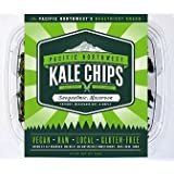 Pacific Northwest Kale Chips - Snowqualmie Macarroon, 3-Pack
